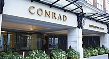 NICHOLAS CHALMERS APPOINTED GENERAL MANAGER OF CONRAD LONDON ST. JAMES