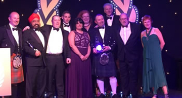 HOTEL INDIGO EDINBURGH – WINNER OF THE BRAND HOTEL OF THE YEAR