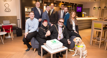 £2MILLION MAKEOVER TRANSFORMS HOLIDAY INN NORTHAMPTON WEST