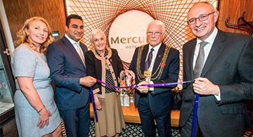 MERCURE LEEDS CENTRE HOTEL NOW OFFICIALLY OPEN