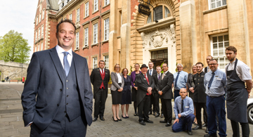 SPLENDID HOSPITALITY GROUP APPOINTS PHILIP BOLSON AS GENERAL MANAGER FOR THE GRAND HOTEL AND SPA, YORK