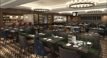 FIRST LOOK AT YORK'S LATEST DINING DESTINATION
