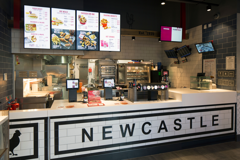 Newcastle Newgate Street
